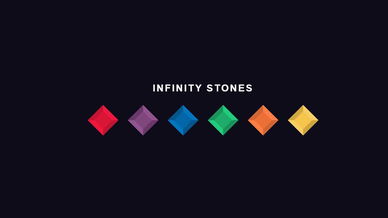 Feature Code: Infinity Stones